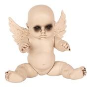 Partyline Halloween bébé avec des ailes | Horreur bébé 28 cm | Décoration d'Halloween