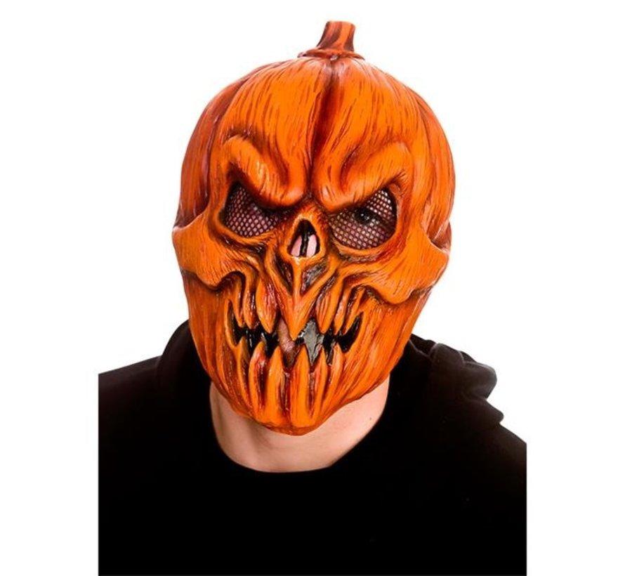 Masque de citrouille d'Halloween | Masque d'horreur