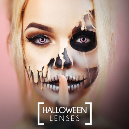 Goedkope Halloween daglenzen met een super kwaliteit. Jouw oog is onze zorg.