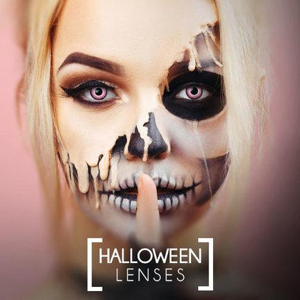 Lentilles quotidiennes d'Halloween bon marché avec une super qualité. Votre œil est notre préoccupation.