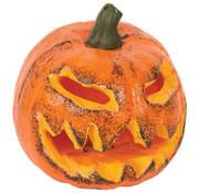 Partyline Halloween Pompoen 16 cm  met licht | Halloween decoratie