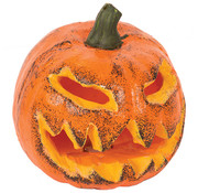 Partyline Halloween Pumpkin 16 cm with light | Halloween decoration