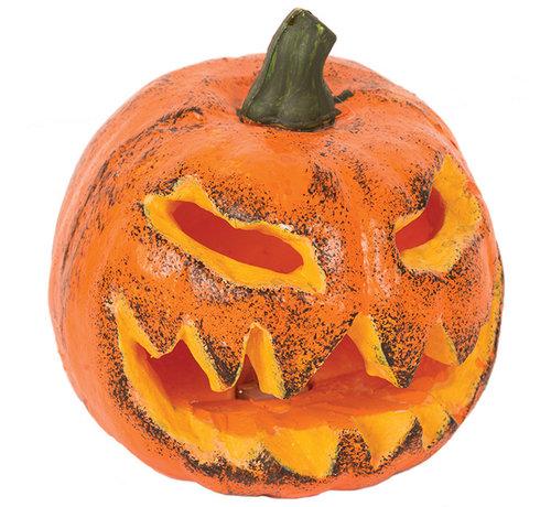 Partyline Halloween Pumpkin 16 cm with light | Halloween decoration
