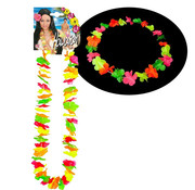 Breaklight.be Collier Hawai Neon- 12 pcs
