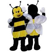 Partyline Bijen Kostuum in Pluche | Mascotte Kostuum