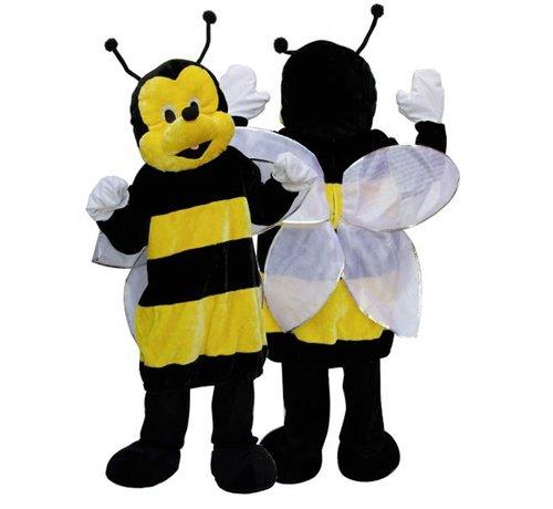 Partyline Costume d'abeille en peluche | Costume de mascotte