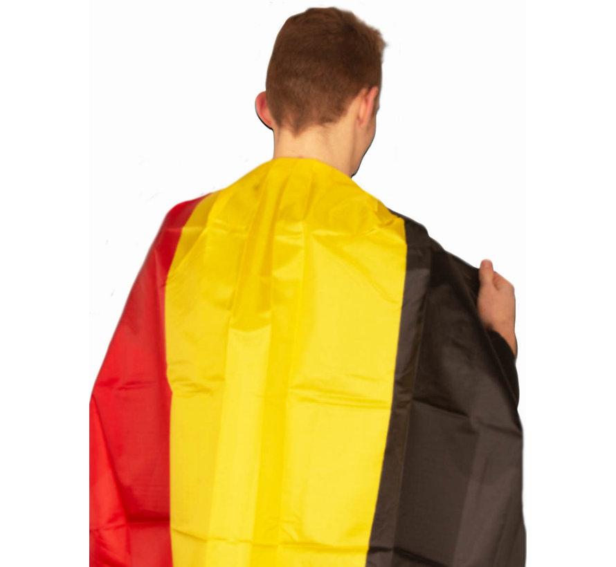 Cape Belgium - Supporters Cape black-yellow-red