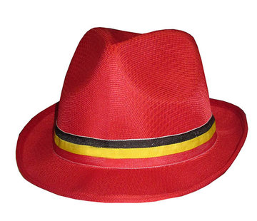 Partyline Supporters hat Belgium - Funk hat for adults