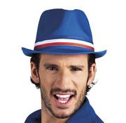Partyline Supporters hoed Frankrijk - Funk hoed voor volwassenen
