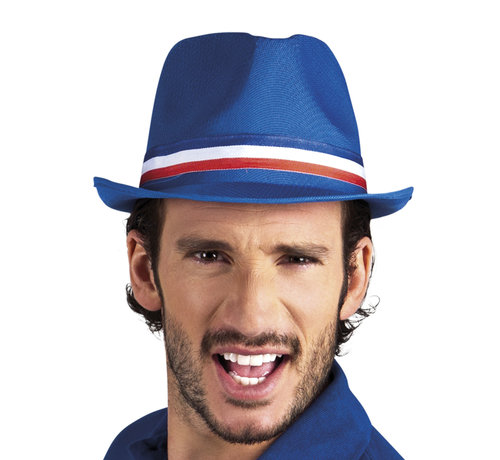 Partyline Supporters hat France -  Funk hat for adults