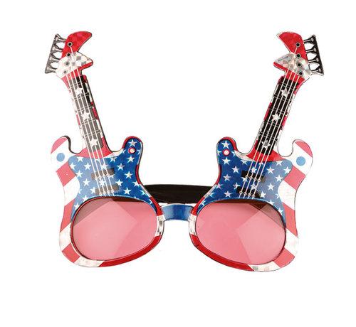 Partyline Lunettes guitare rock américaine adulte