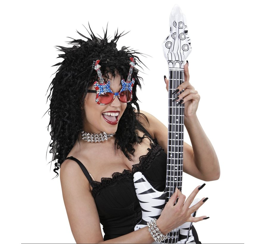 American rock guitar glasses for adults