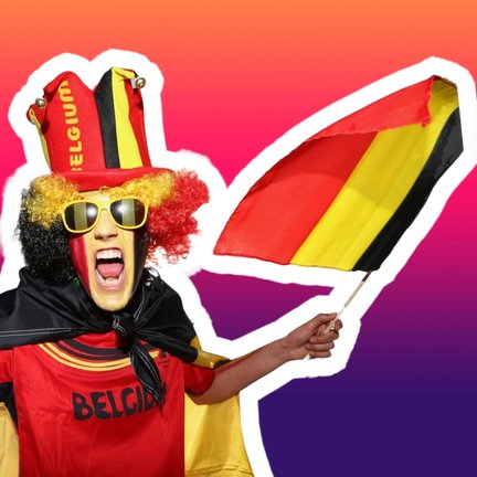 We are Belgium - Buy your fan gadget and support our team like never before!