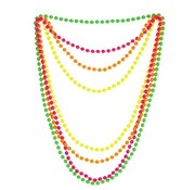 Breaklight.be Bead necklace neon for adultes