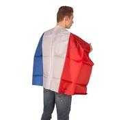 Partyline Vlag cape Frankrijk - Supporters Cape blauw-wit-rood
