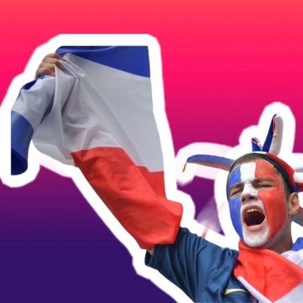Vive la France - Allez les bleus - Koop nu je fan gadget en supporter als nooit tevoren!