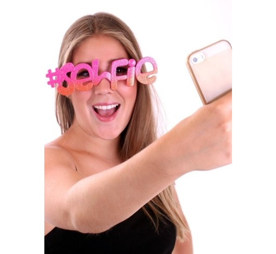 Selfie glasses for adults - Sure everyone will see you