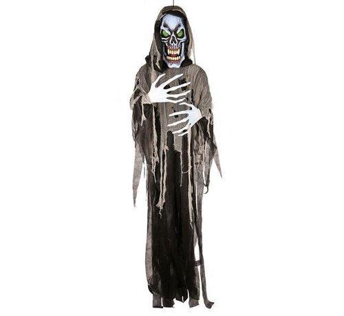 Partyline Deco Skull 200cm LED