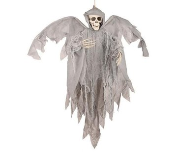 Partyline Deco Skull Wings 90cm
