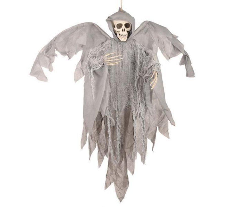 Deco Skull Wings 90cm