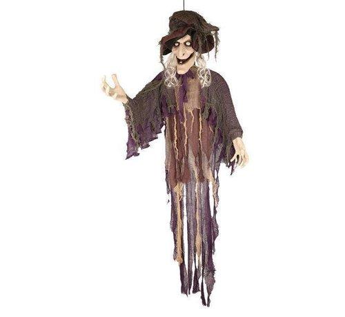 Partyline Deco Witch 180cm speaking