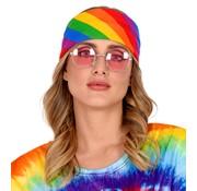 Widmann Bandana regenboog voor volwassenen