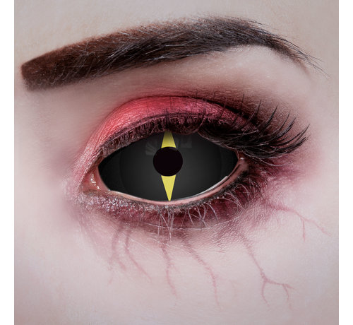 Aricona Run Baby Sclera lenses 22 mm without correction - Soft annual lenses - New design 2021