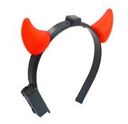 Partyline Lighted devil horns Halloween - 12 pieces