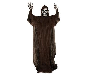 Partyline Halloween decoration Grim Reaper 365 cm with light