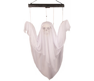 Partyline Halloween decoration moving ghost 120 cm with light and sound