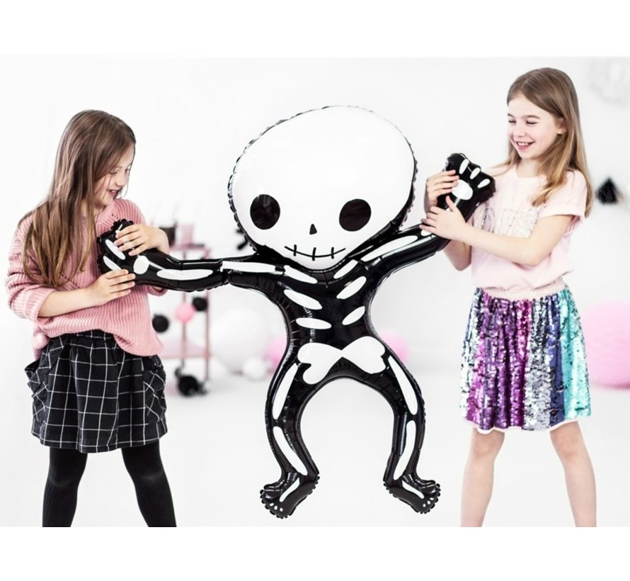 Halloween foil balloon Grim Reaper 100 cm