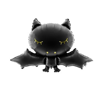 Party Deco Halloween foil balloon bat 80 cm