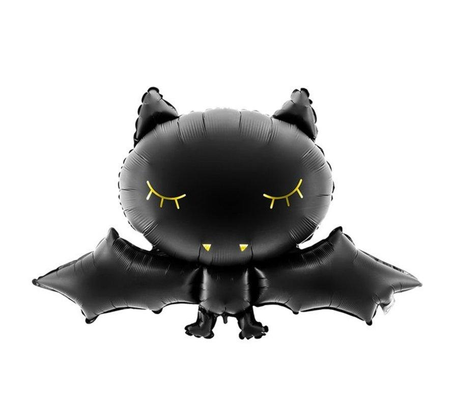 Halloween foil balloon bat 80 cm