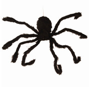 Partyline Halloween moving decoration spider 60 cm with light and sound