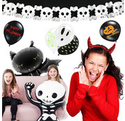 Party Deco 25-piece Halloween decoration package