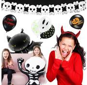 Party Deco Lot de 25 pièces pour la décoration d'Halloween