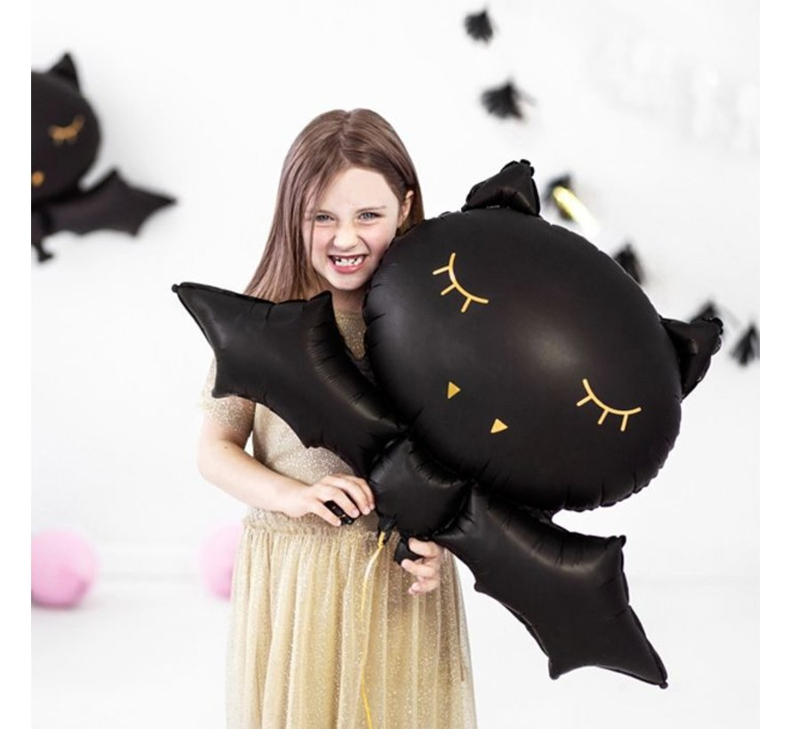 """25-piece Halloween decoration package """" Party @ Home """" - Uv Balloons - Foil balloons - Halloween garland"""