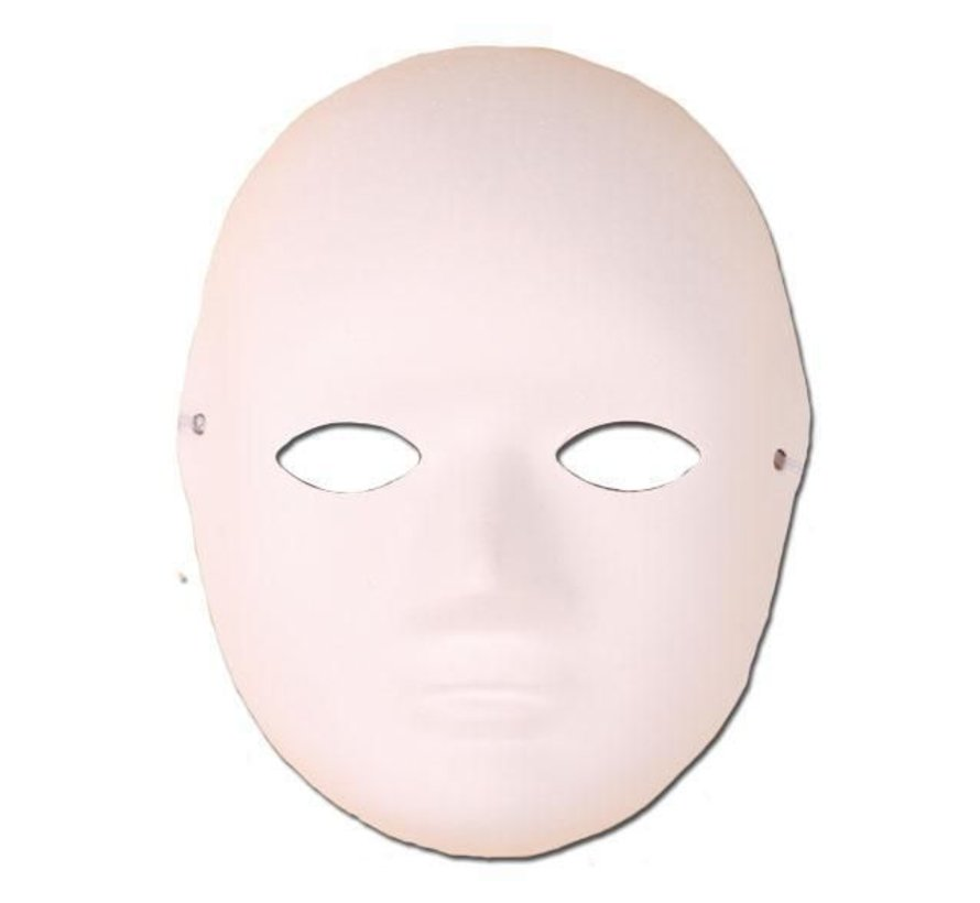 Masker Papier Wit Hobby