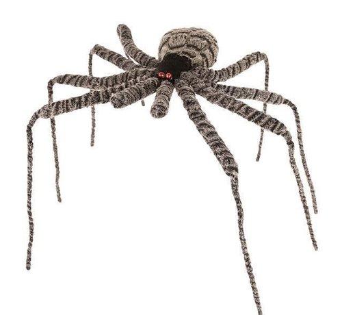 Partyline Spider Grey 90cm | Halloween Spider