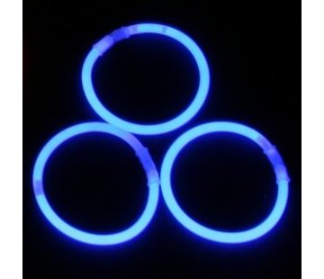 Breaklight.be Bracletes Lumineux Bleu