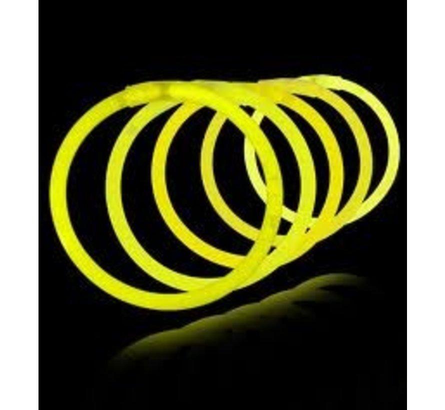 Bracelets Lumineux Jaune