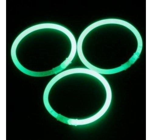 Breaklight Green glow bracelets