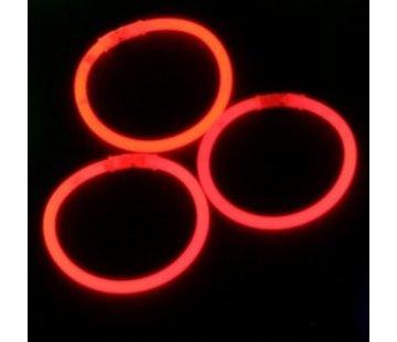 Breaklight.be Red Glow Bracelets