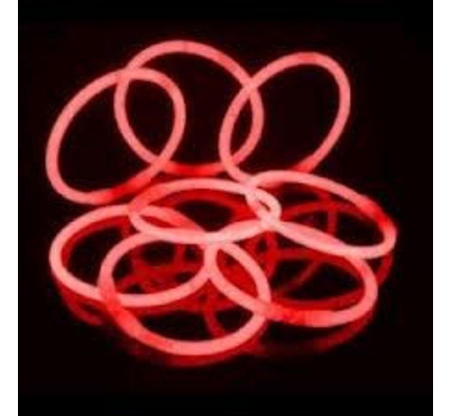 Bracletes Lumineux Rouge