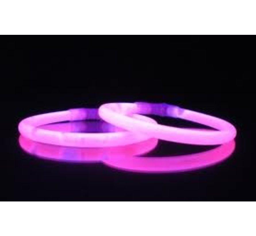 Bracelets Lumineux Rose