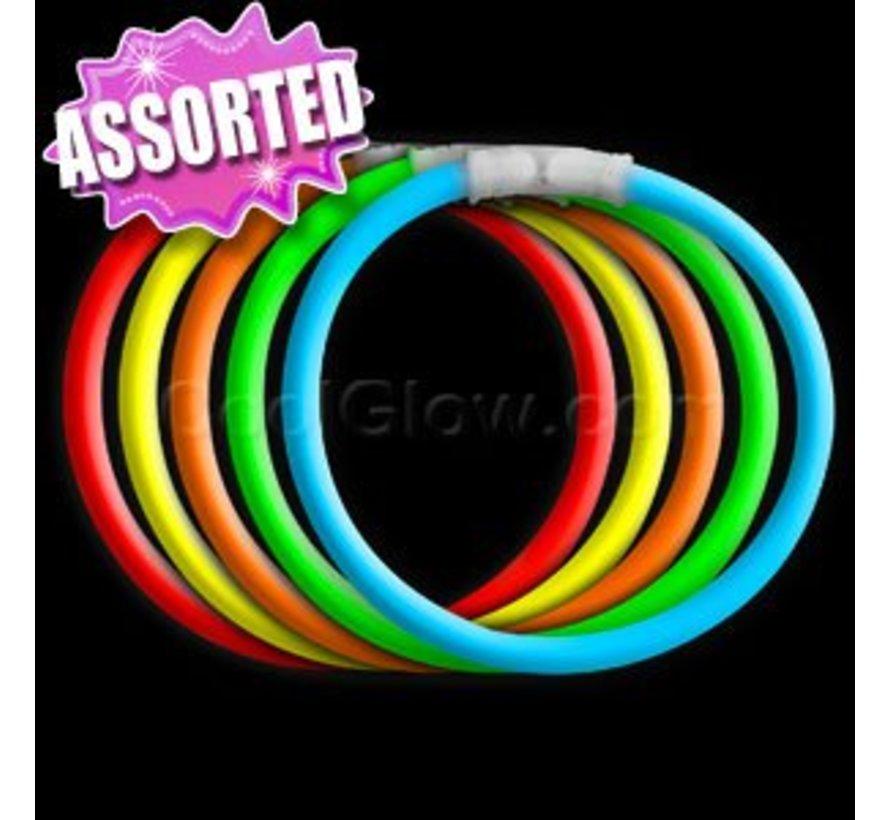 Mixed Glow armbanden