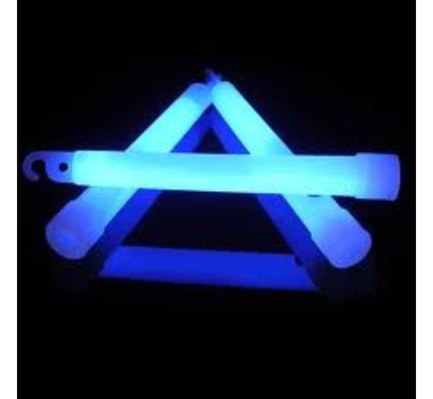 """6"""" Glow Stick Blauw"""