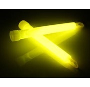 "Breaklight.be 6"" Batons Lumineux Jaunes"