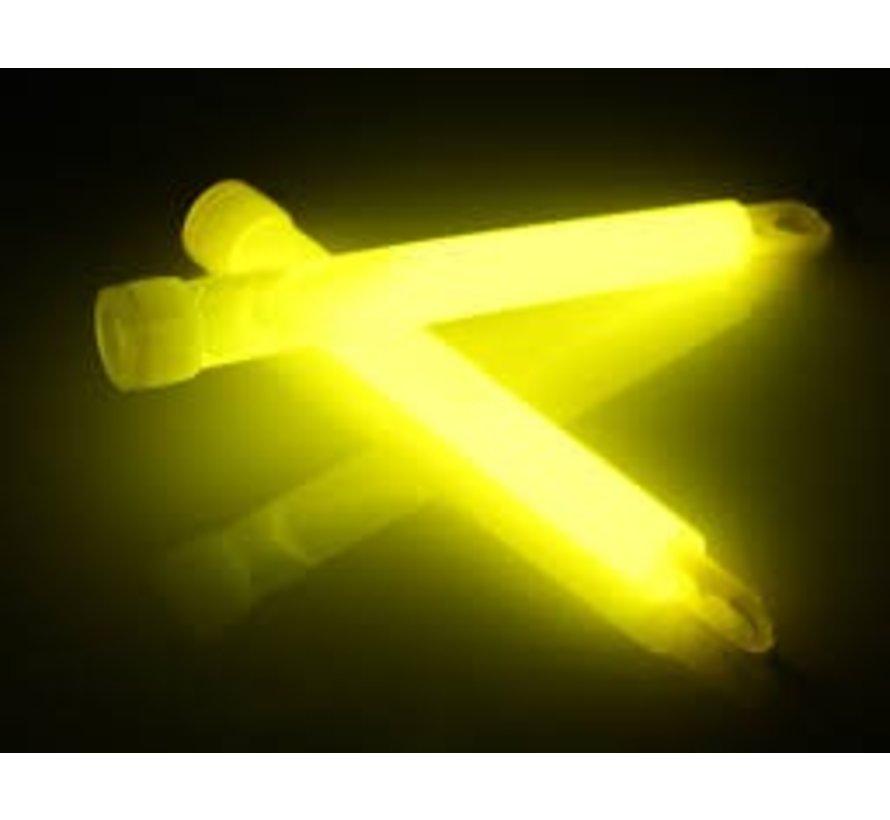 """6"""" Glow Stick Geel"""
