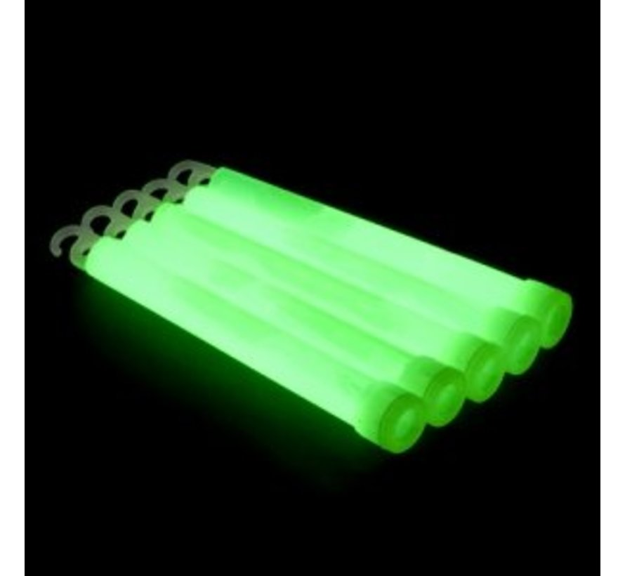 "6"" Glow Stick Green"